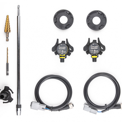sensors and mounts upgrade kit
